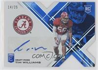 Draft Picks - Tim Williams /25