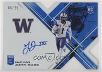 Draft Picks - John Ross #/25