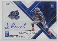Draft Picks - Zach Pascal /25
