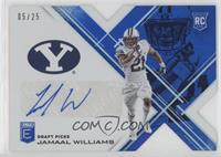 Draft Picks - Jamaal Williams /25