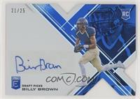 Draft Picks - Billy Brown /25