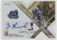 Draft Picks - Zach Pascal /10