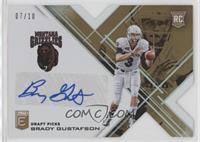 Draft Picks - Brady Gustafson /10