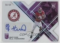 Draft Picks - O.J. Howard #/50