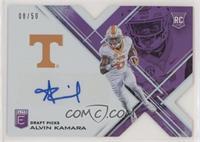 Draft Picks - Alvin Kamara /50