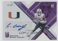 Draft Picks - Stacy Coley #/99
