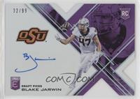 Draft Picks - Blake Jarwin /99
