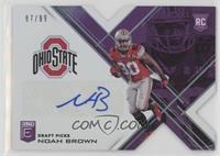 Draft Picks - Noah Brown #/99