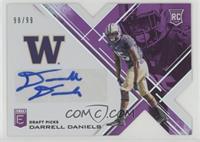 Draft Picks - Darrell Daniels #98/99