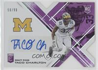 Draft Picks - Taco Charlton /99