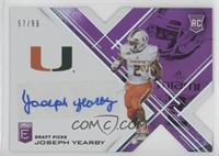 Draft Picks - Joseph Yearby #/99