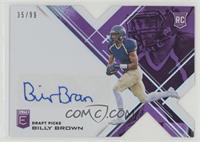 Draft Picks - Billy Brown /99