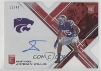 Draft Picks - Jordan Willis #/49