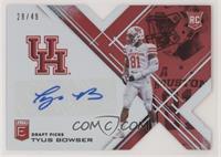 Draft Picks - Tyus Bowser #/49