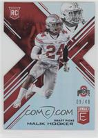 Draft Picks - Malik Hooker #/49