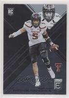 Draft Picks - Patrick Mahomes II