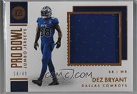 Dez Bryant [Noted] #/49