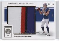 Nathan Peterman #/10
