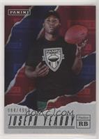 Joseph Yearby [EX to NM] #/499