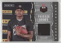 Pharaoh Brown