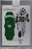 Todd Gurley II [Uncirculated] #3/5