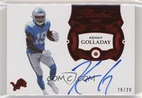 Rookie Gems Signatures - Kenny Golladay #/20