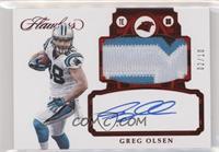 Greg Olsen #/10