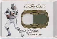 Joe Namath [Noted] #/15