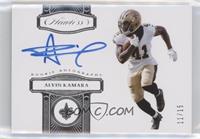 Alvin Kamara /15