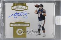 Mitchell Trubisky [Noted] #/20