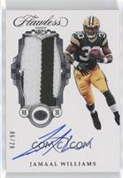 Jamaal Williams #/20