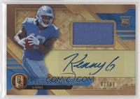 Rookie Jersey Autographs - Kenny Golladay #/99