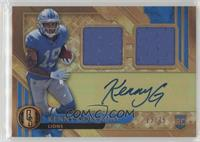 Rookie Jersey Autographs Double - Kenny Golladay #13/75