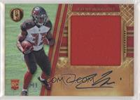 newest 1807a 14151 Jeremy McNichols Rookie Card Football Cards