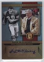 Hugh McElhenny #34/49