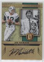 Joe Namath #/10