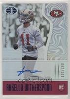 Rookie Signs - Ahkello Witherspoon /100