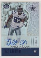 Rookie Signs - Taco Charlton #/100
