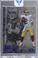 Steve Young, Brian Hoyer [Uncirculated] #/100