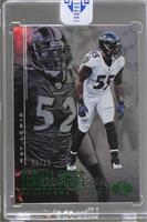 Ray Lewis, Terrell Suggs [Uncirculated] #/25