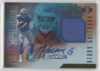 First Impressions Memorabilia Autographs - Kenny Golladay