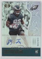Rookie Signs - Shelton Gibson #/150