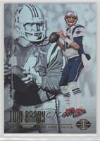 Steve Grogan, Tom Brady