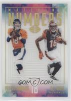 A.J. Green, Peyton Manning