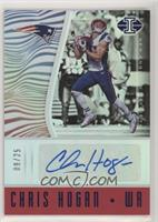 Chris Hogan /25