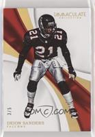 Deion Sanders [Noted] #/5