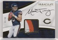 Rookie Patch Autographs - Mitchell Trubisky #/99