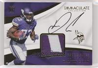 Rookie Patch Autographs - Dalvin Cook [NoneNoted] #/99
