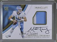 Rookie Patch Autographs - Mitchell Trubisky /99