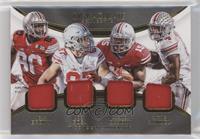 Joey Bosa, Noah Brown, Curtis Samuel, Ezekiel Elliott #/99